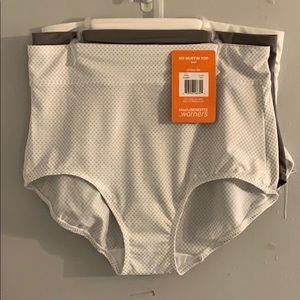 NWT Three pairs of panties